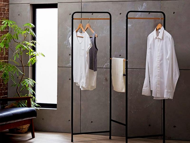 シンプルシックな洗濯家具