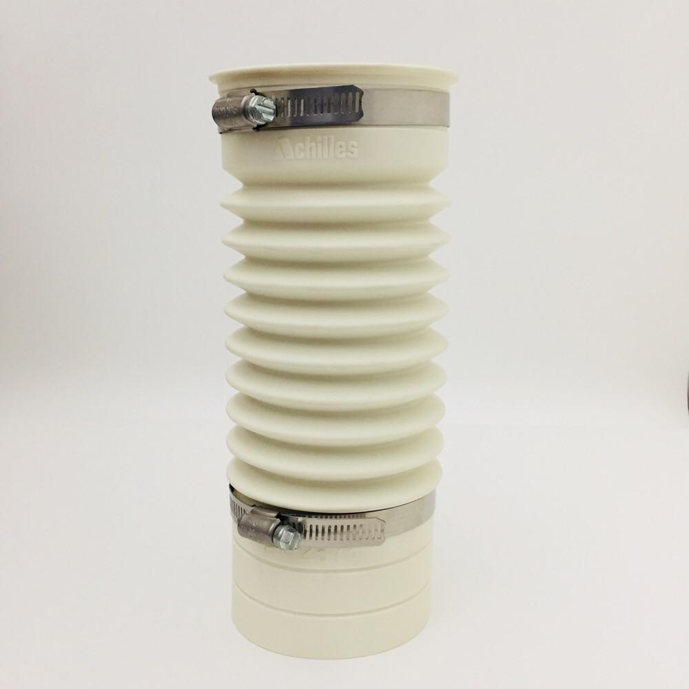 AK‐2575Wアキレスジョイント排水管洋風P便器用