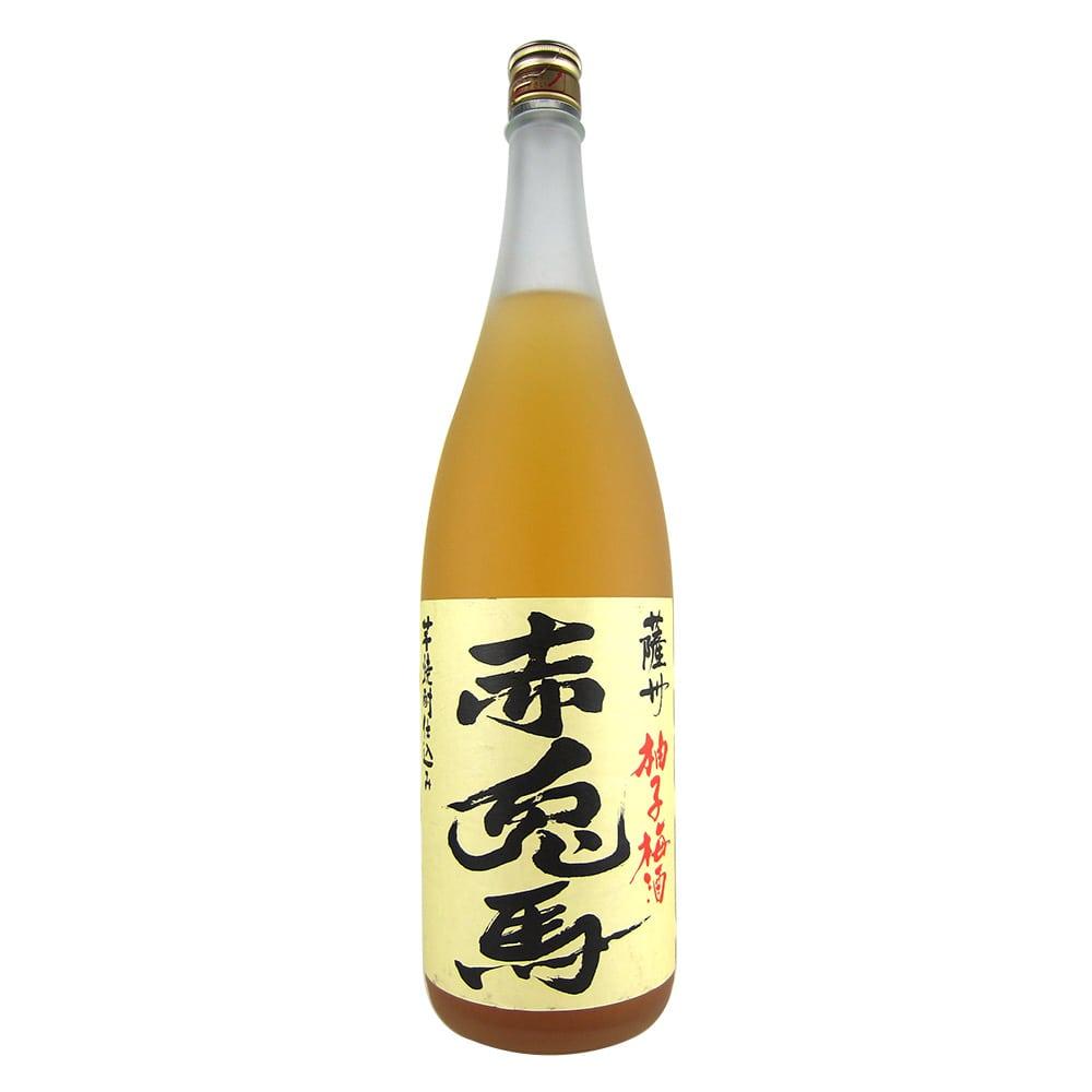 【ネット限定・数量限定】赤兎馬 柚子梅酒 1800ml