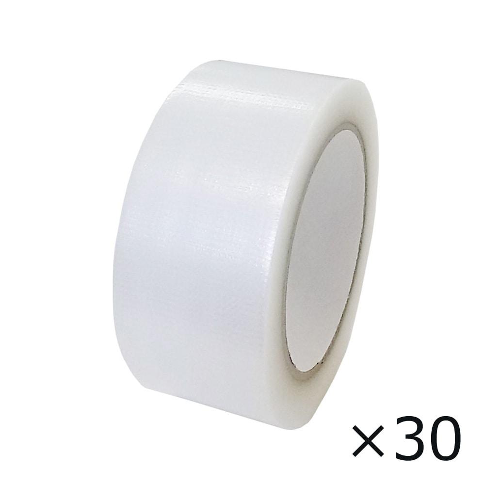 【ケース販売】ポリエチレンクロステープ48mm×25m×30[4549509097662×30]