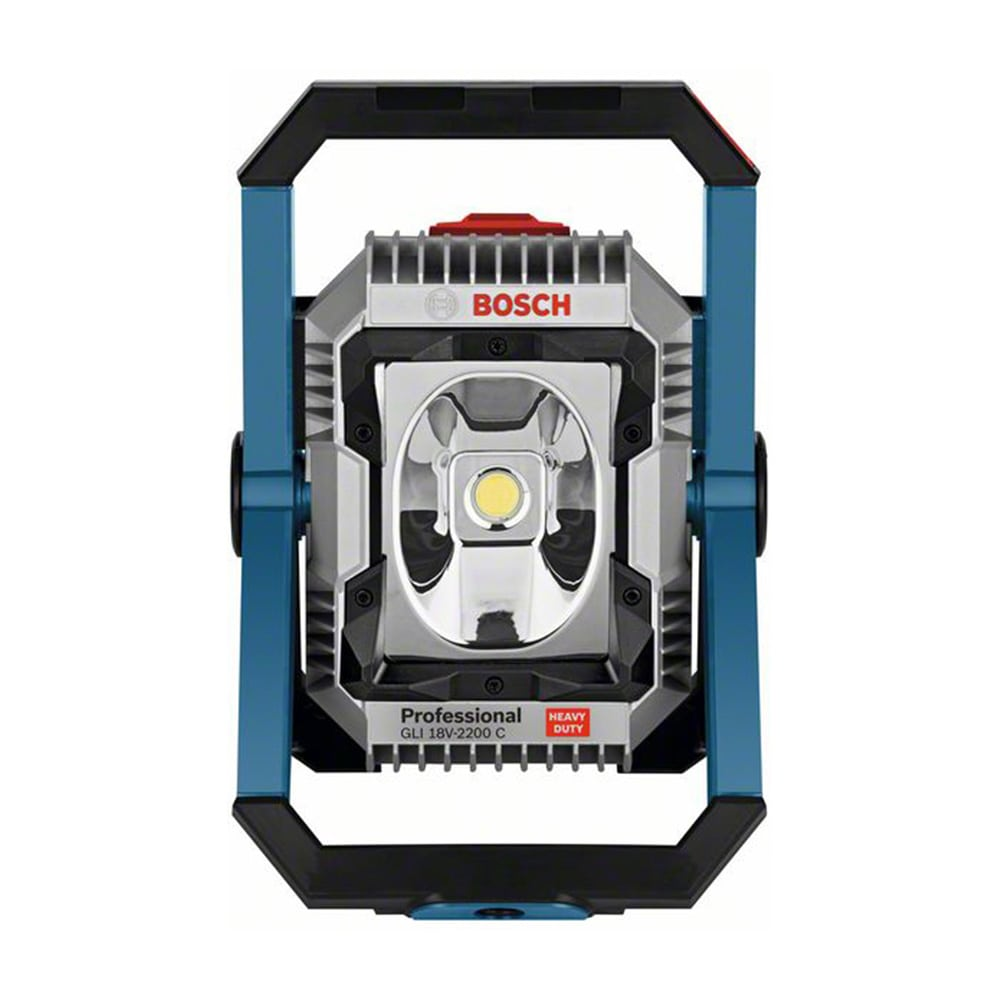 ボッシュ コードレス投光器GLI18V-2200C