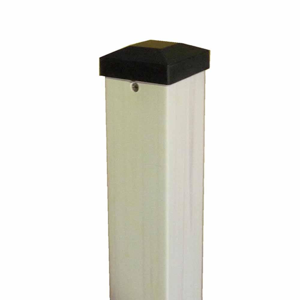 レシナ-g ポスト 2100 高さ210×幅6cm ホワイト
