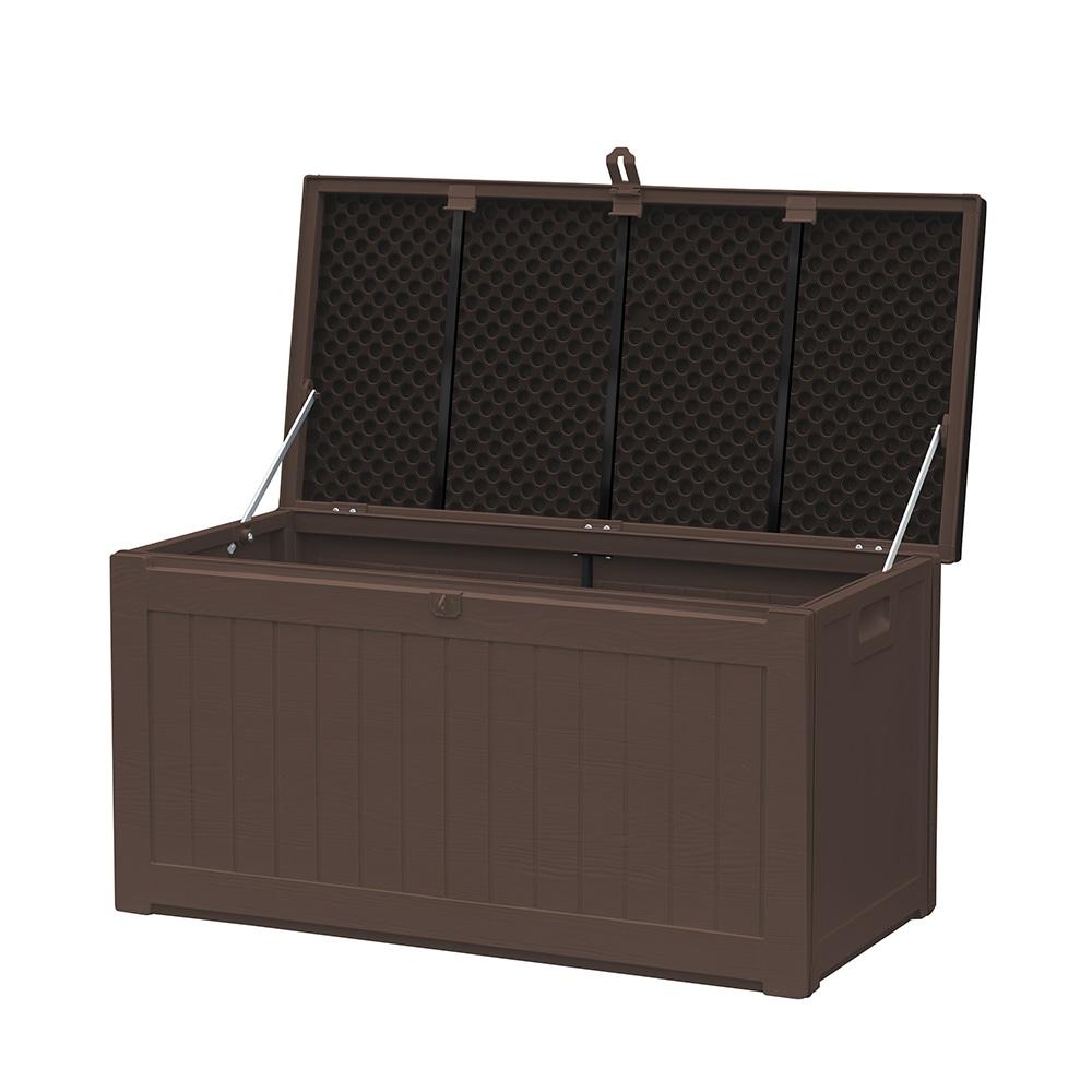 樹脂製ベンチストッカーボックス(限定品)