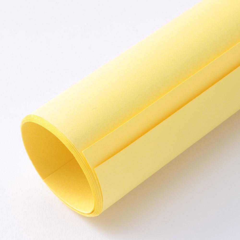 K ニューカラー巻紙 レモン 2枚