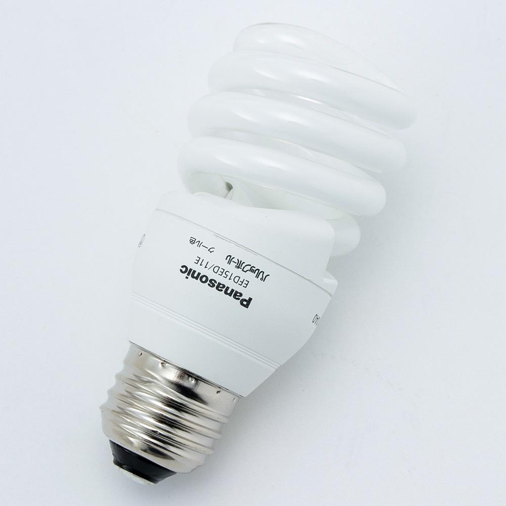 パナソニック 電球形蛍光灯 EFD15ED11E