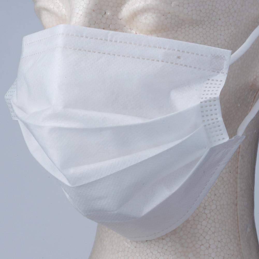 【数量限定】ぴったり不織布マスク 大人用 60枚 HMC-60