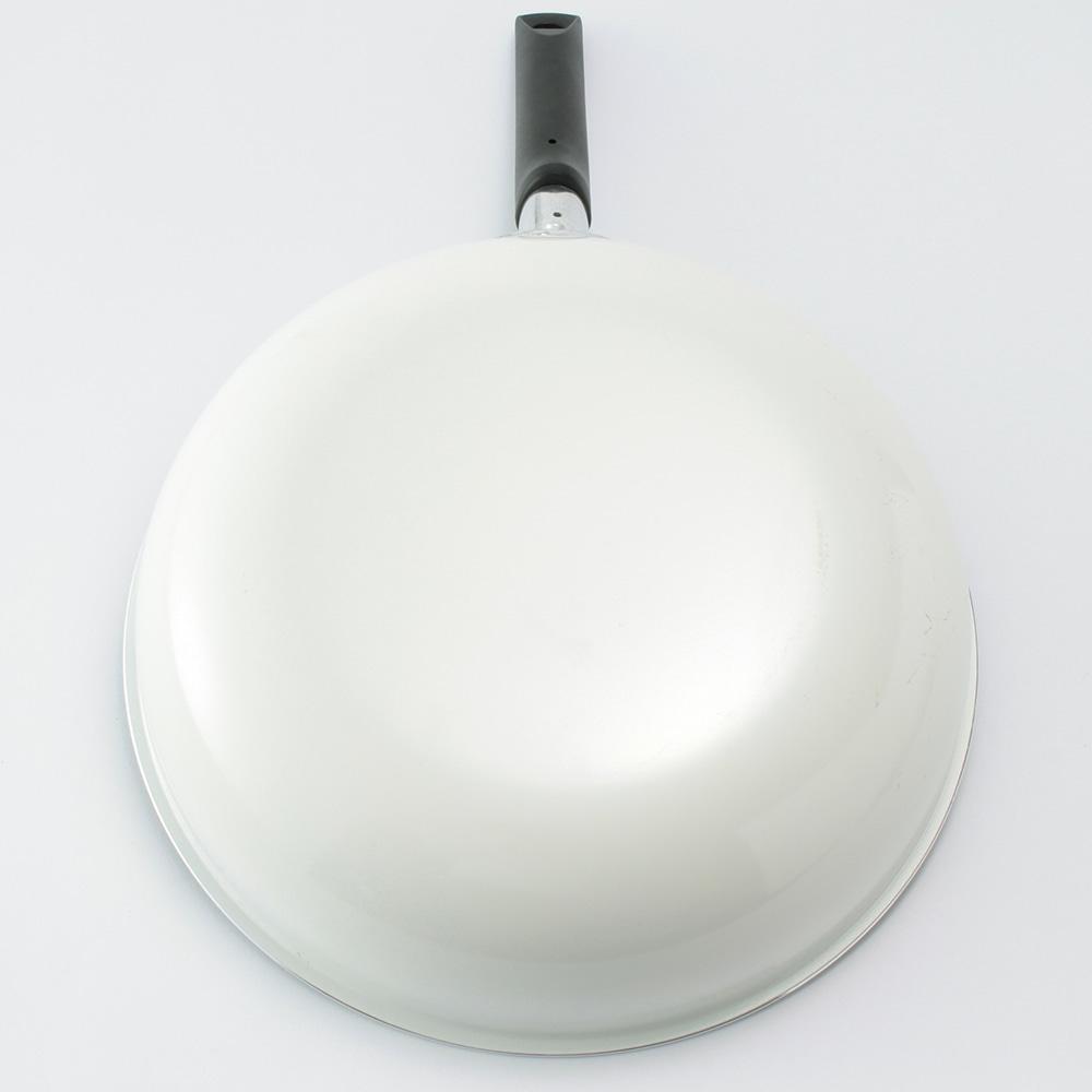ガス火専用ふっ素コートディープパン28cm GSFD28WH