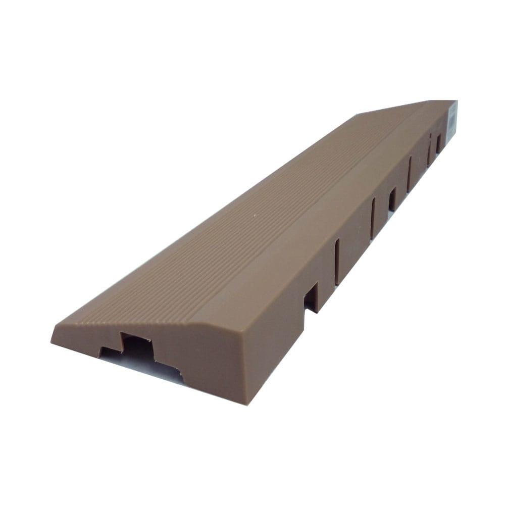 ジョイントタイル用スロープ材(凹型)
