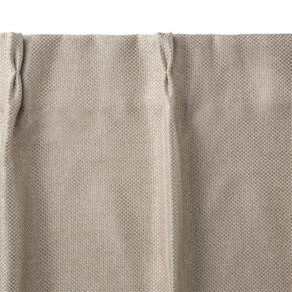 遮光性カーテン エース ベージュ  200x230 1枚