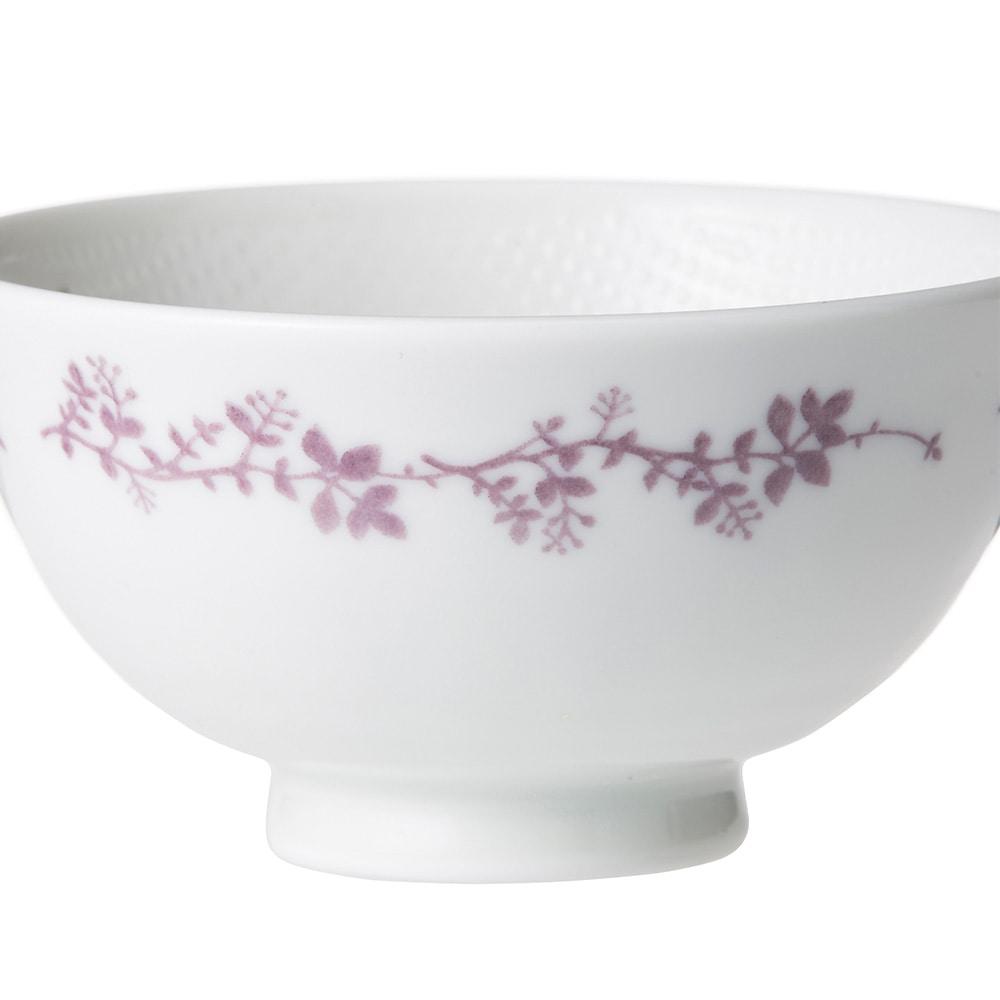 ごはんがつきにくい茶碗 小 flora