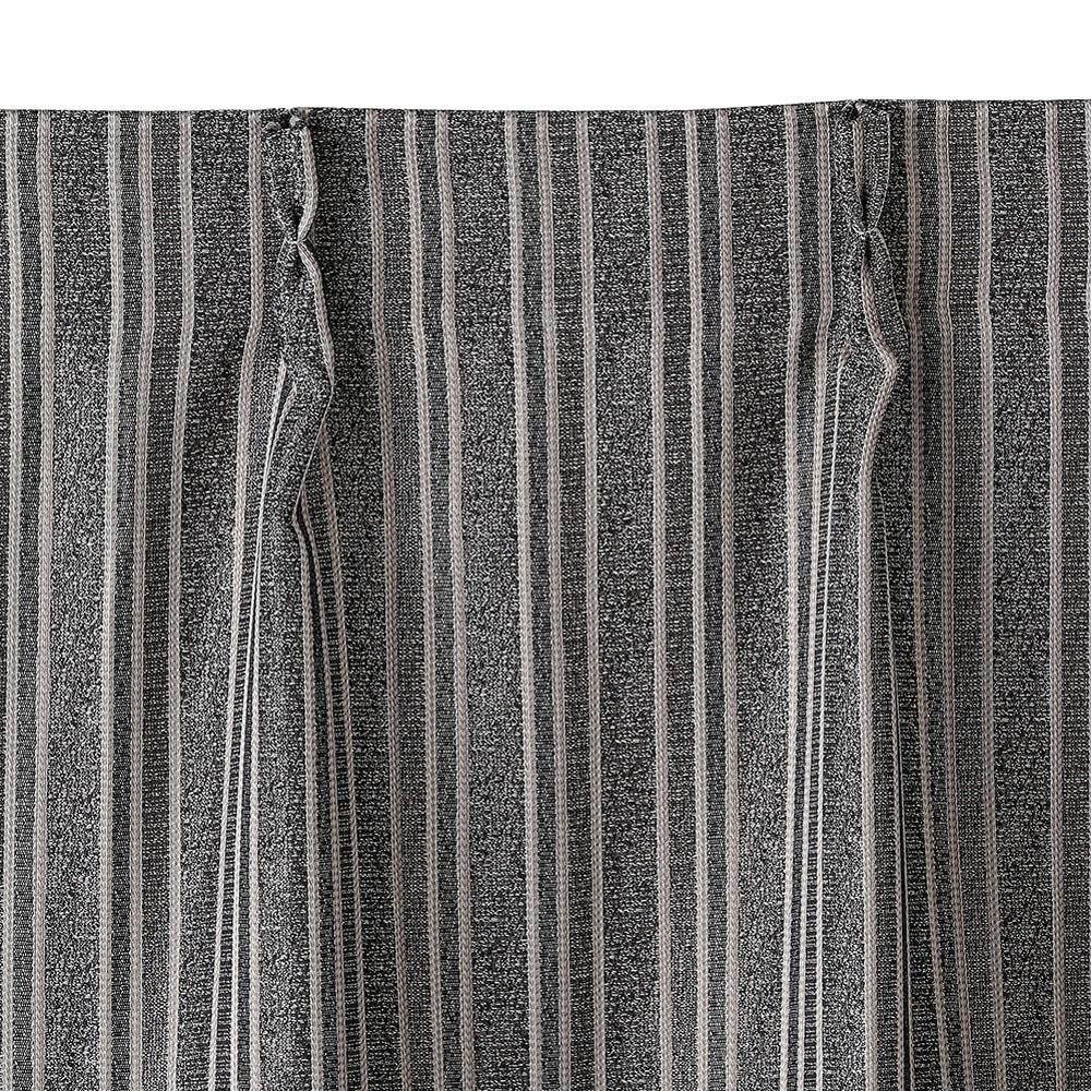 裏地付きカーテン ヒノキ ブラウン 200×230 1枚入