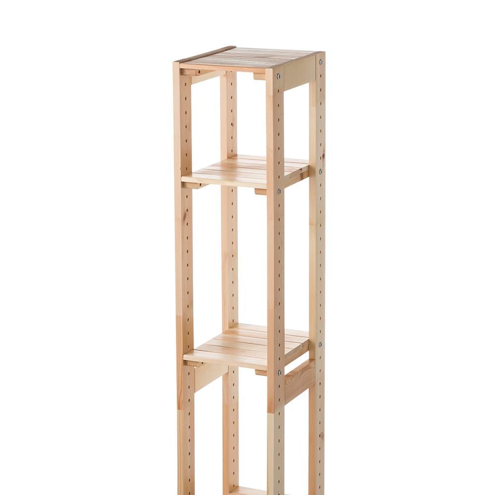 C4 木製ラック25cm専用棚板 ナチュラル