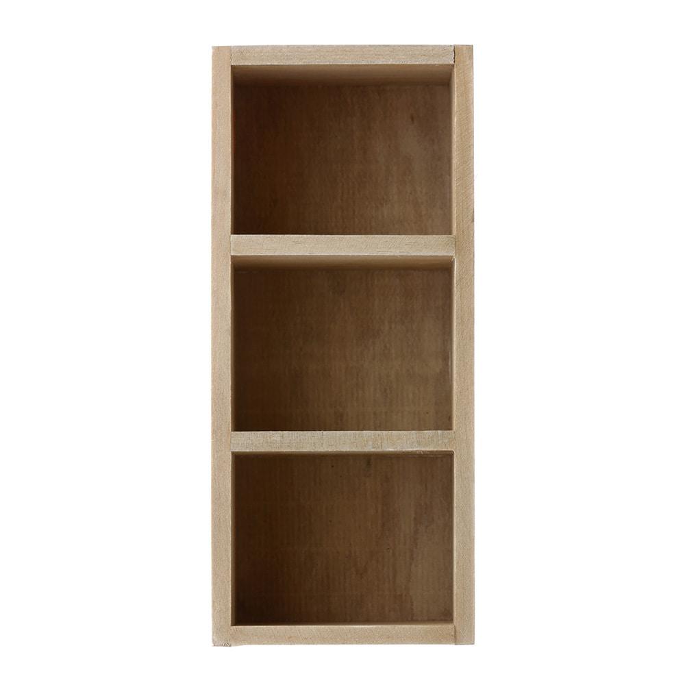 【trv】木製仕切り付きボックス