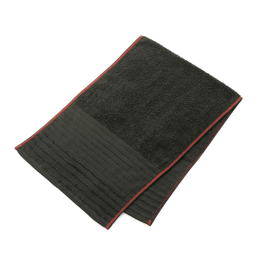 こだわりワークタオル 34×100 ブラック