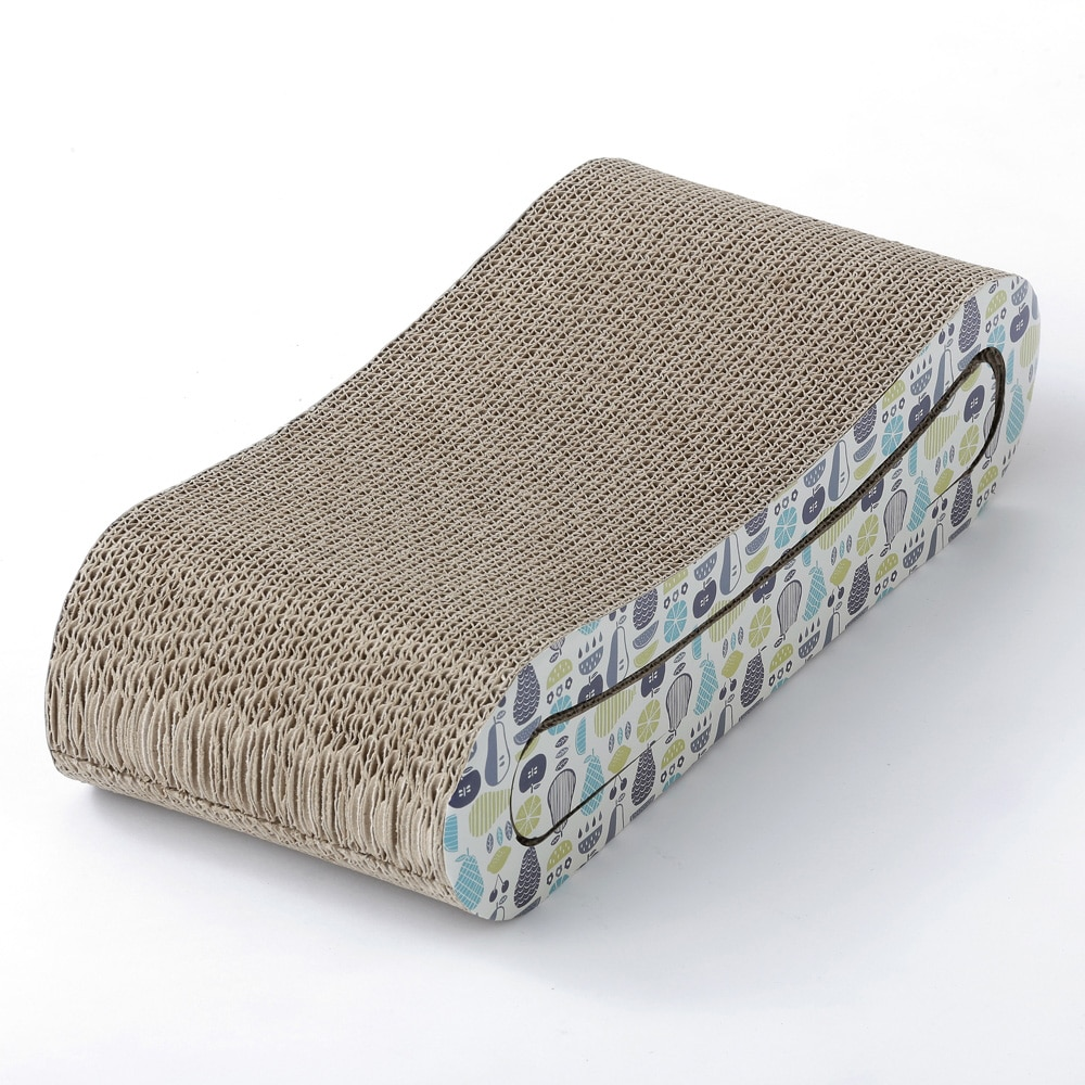 インテリア爪とぎ 2段式ベッド