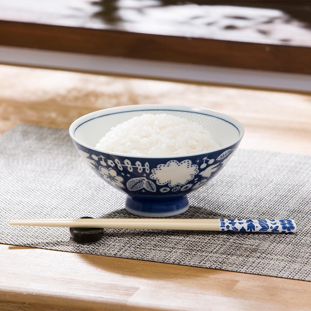 塗箸 hidamari 23.0cm ブルー