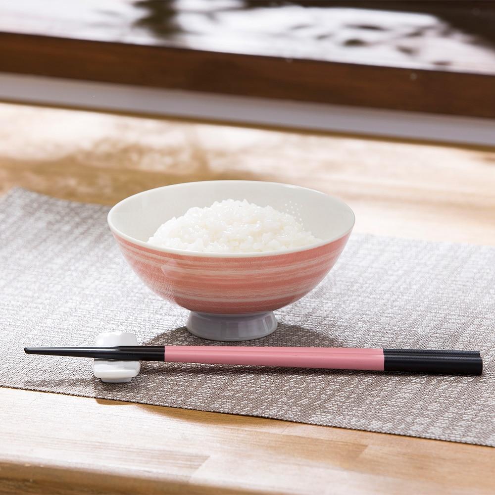 塗箸 iroe 23.0cm ピンク