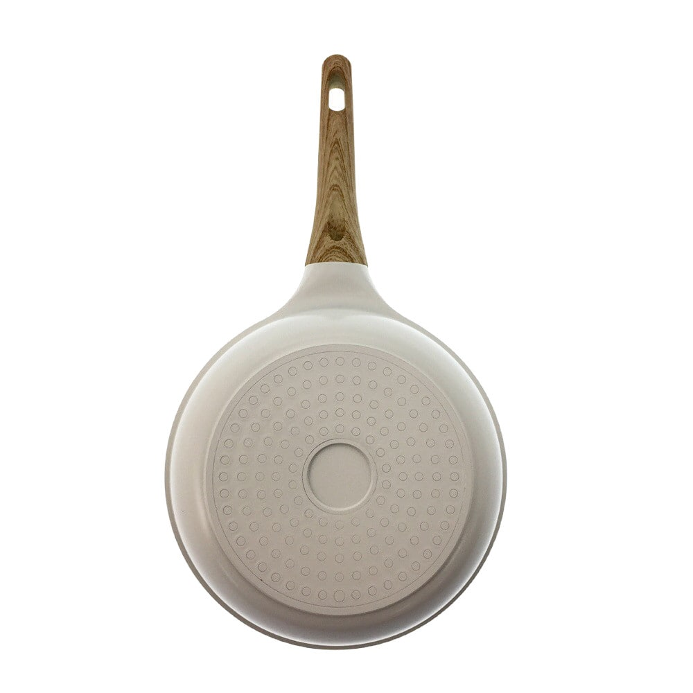 IH対応 セラミックフライパン 20cm (590g)