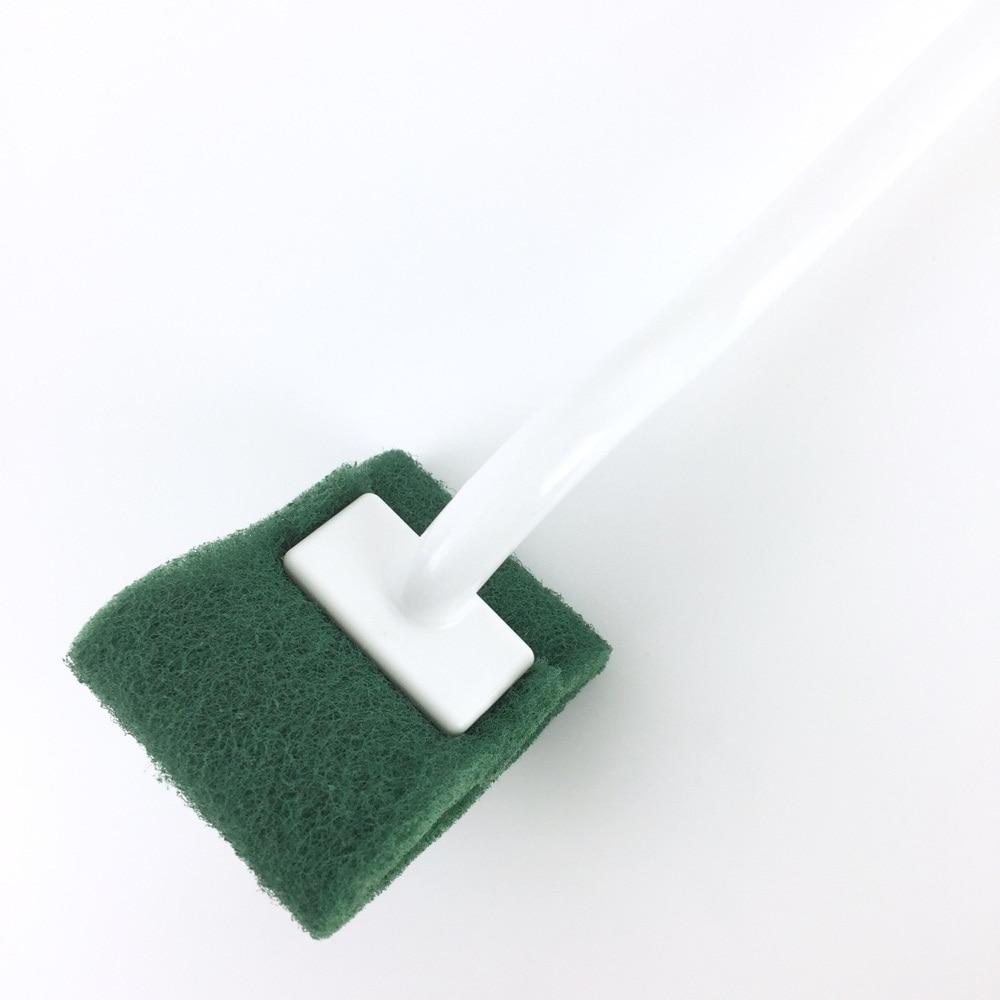 フチ裏が洗いやすいトイレクリーナー不織布・研磨剤