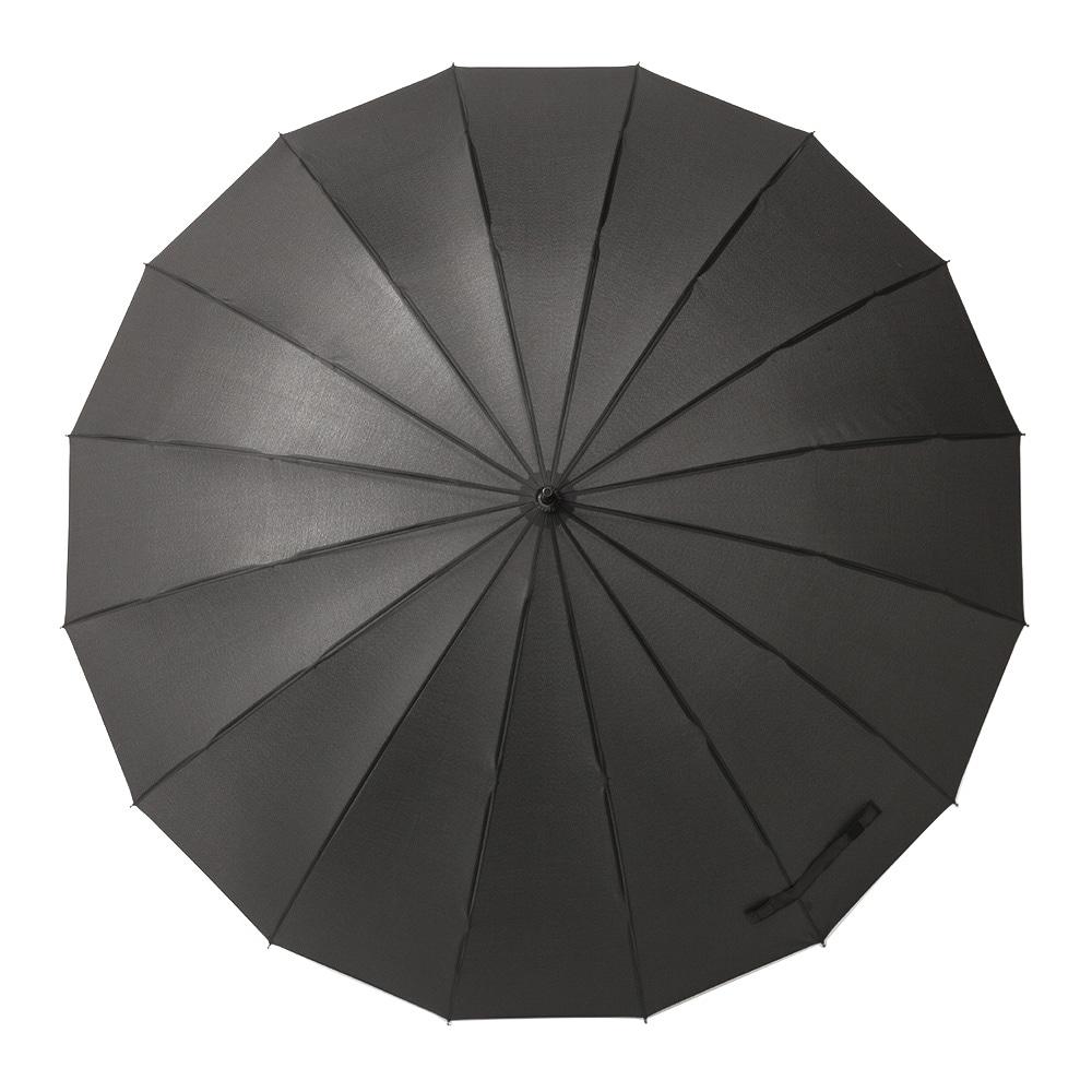 16本骨傘 70cm ブラック