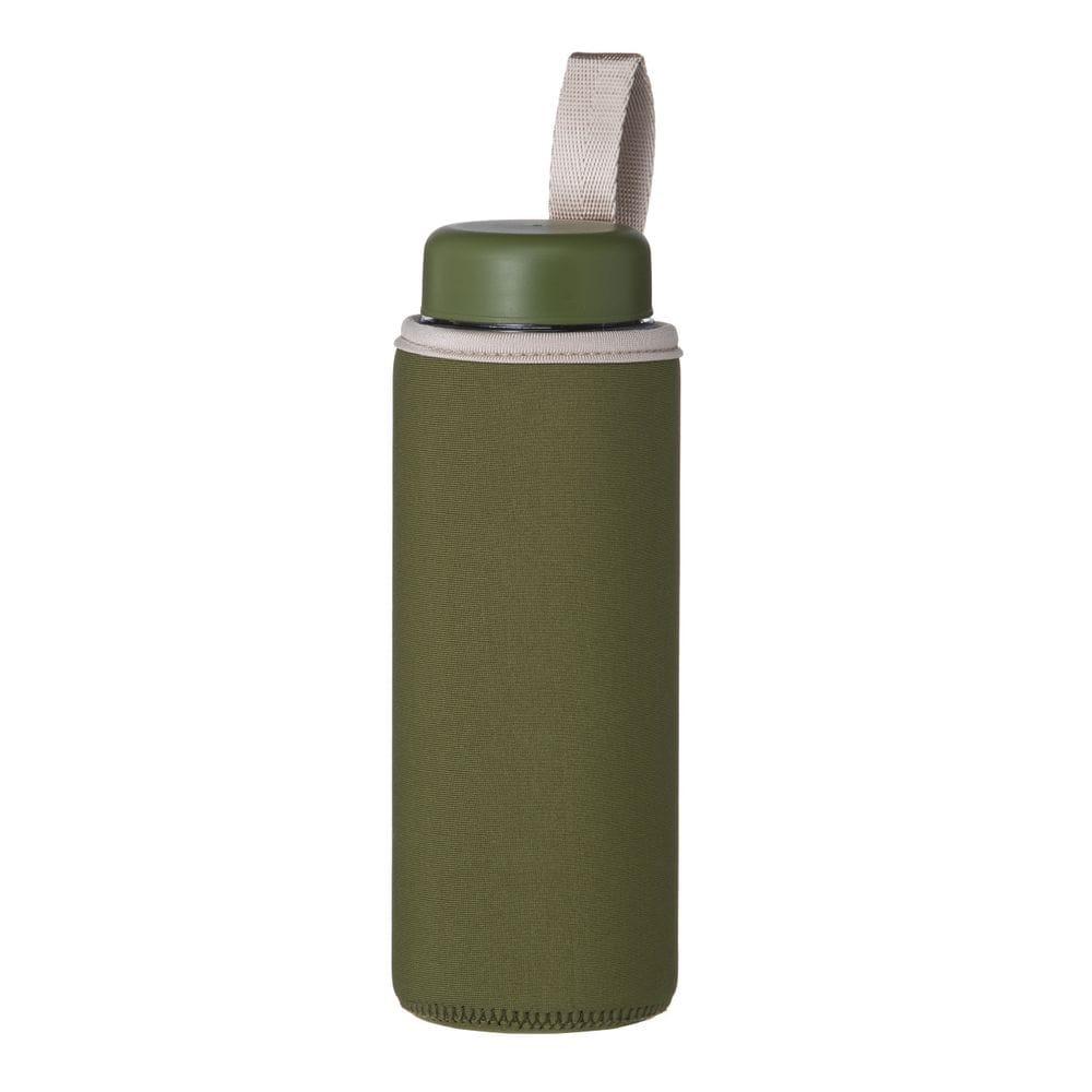 クリアボトルカバー グリーン