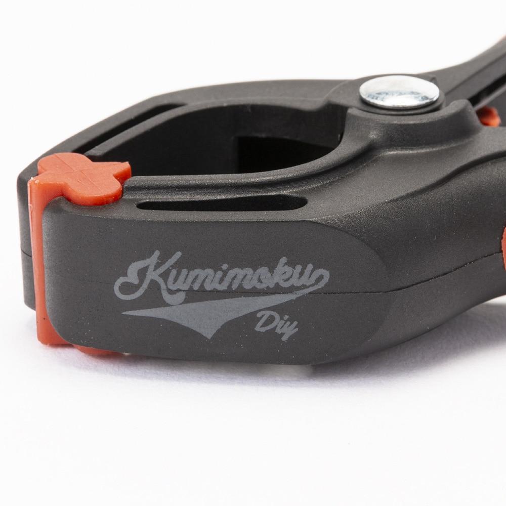 ナイロンスプリングクランプ 小 KM-NK02RD