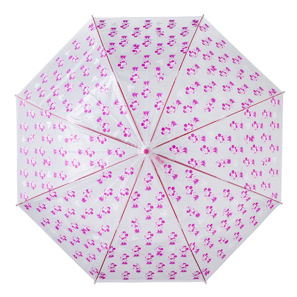 【数量限定】DISNEYビニール傘ミニー