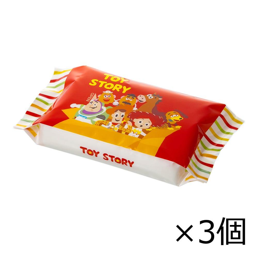 CZ<トイ・ストーリー>水99.9% 手・口ふきシート 60枚×3個組