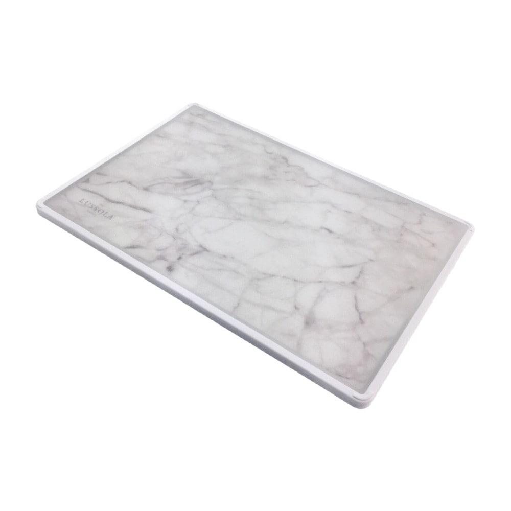 軽量 大理石調まな板 Lサイズ