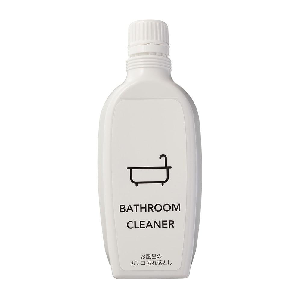 お風呂ついでに水垢掃除 お風呂のガンコ汚れ落とし 200g