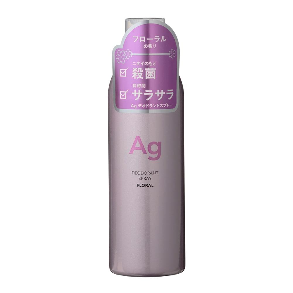 CAINZ AGデオドラントパウダースプレー フローラルの香り 240g