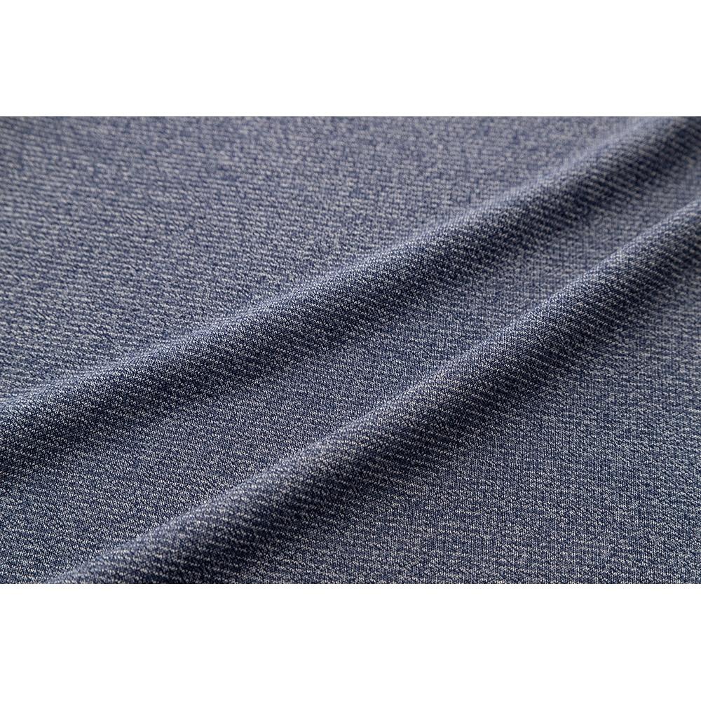 【2021春夏】カバーが外せて洗えるもっとひんやり持続消臭抱きまくら 40×100cm ネイビー
