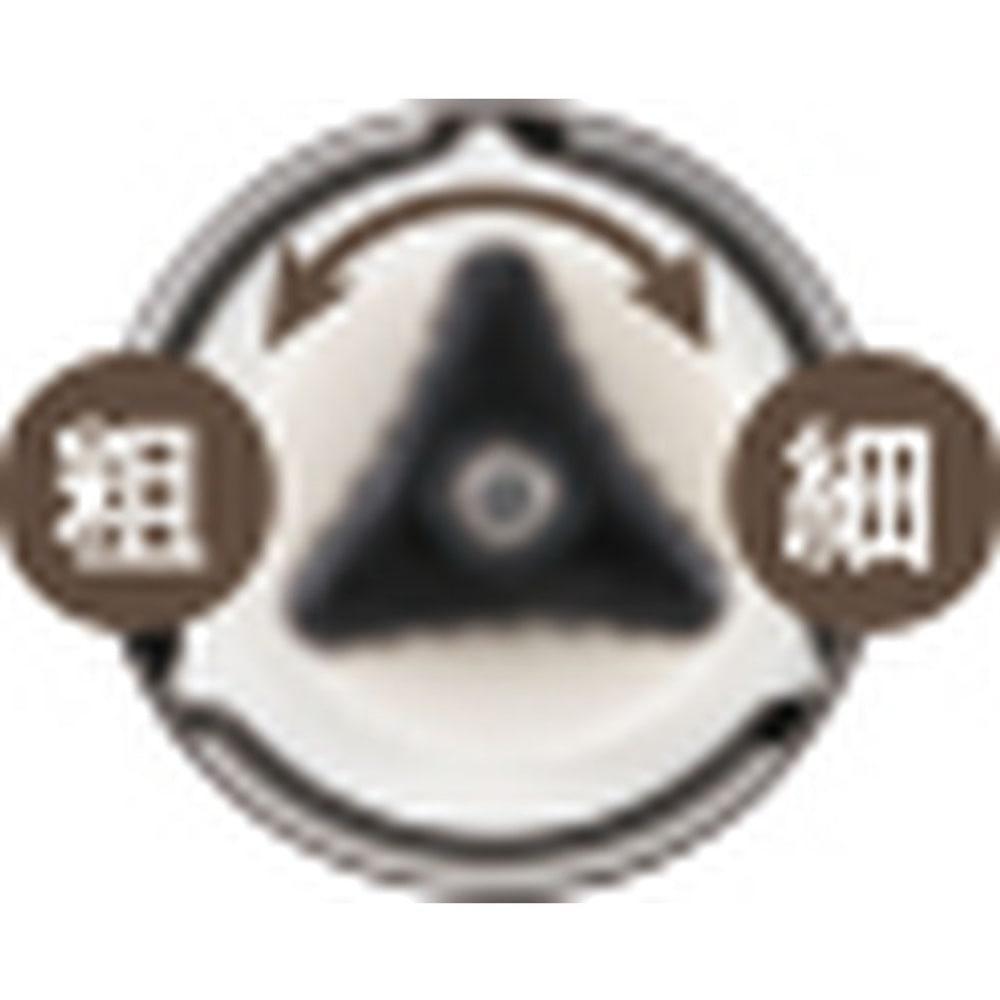 キャプテンスタッグ UW-3501 18-8ステンレスハンディーコーヒーミルS(セラミック刃)