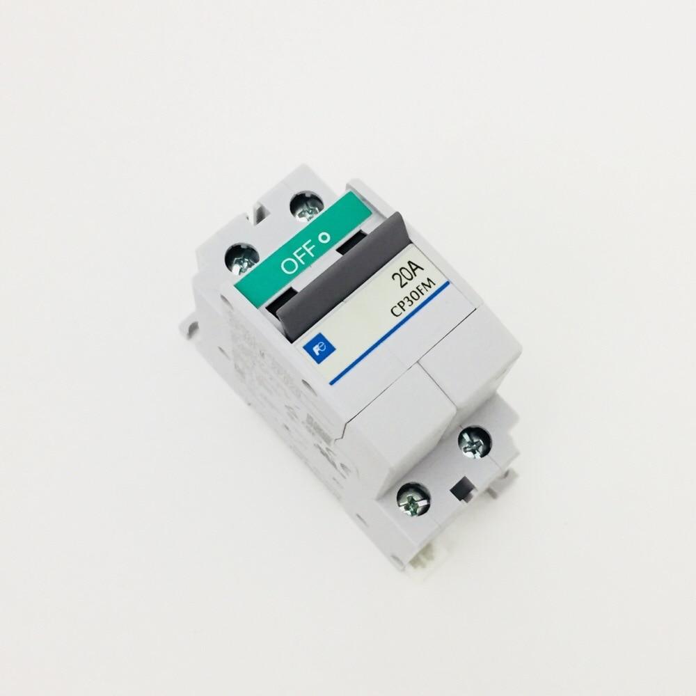 サーキットプロテクター CP30FM-2P020