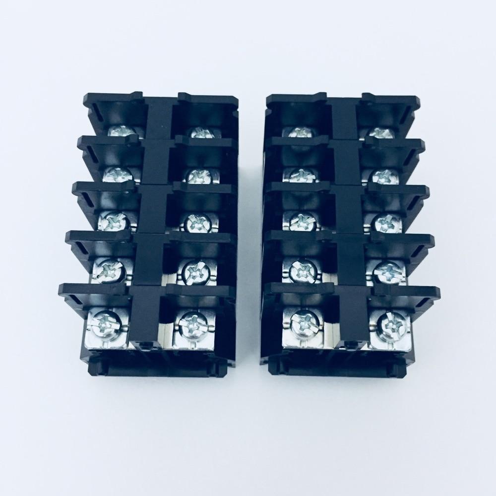 DINレール用端子台 10個売 BN30W 10