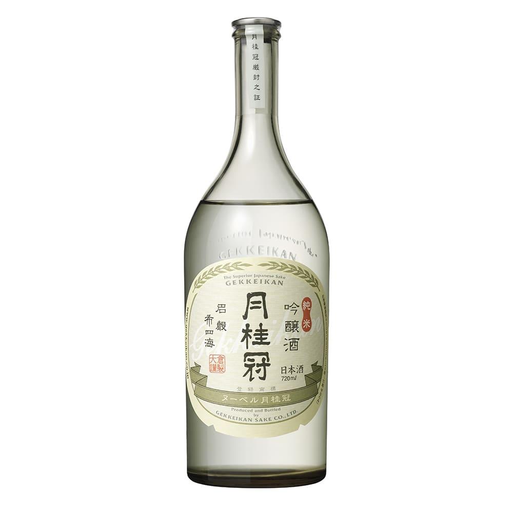 ヌーべル月桂冠 純米吟醸 720ml【別送品】