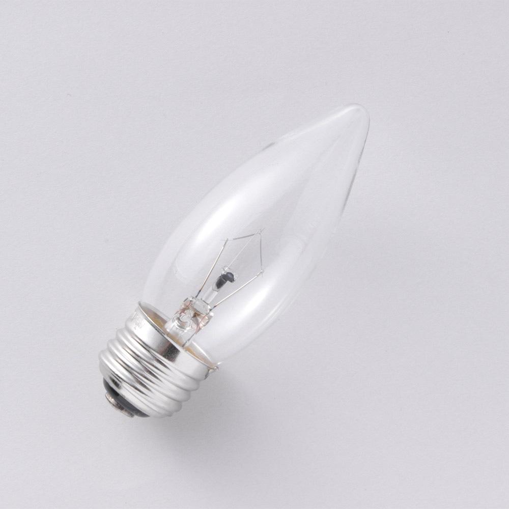 G−60H(C) シャンデリア球 25W