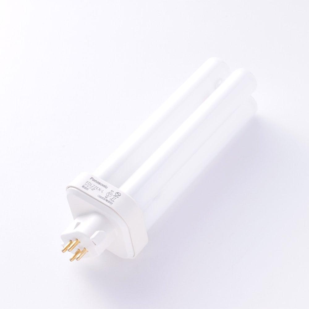 パナソニック ツイン蛍光灯 ツイン2 27ワット 電球色 FDL27EXL