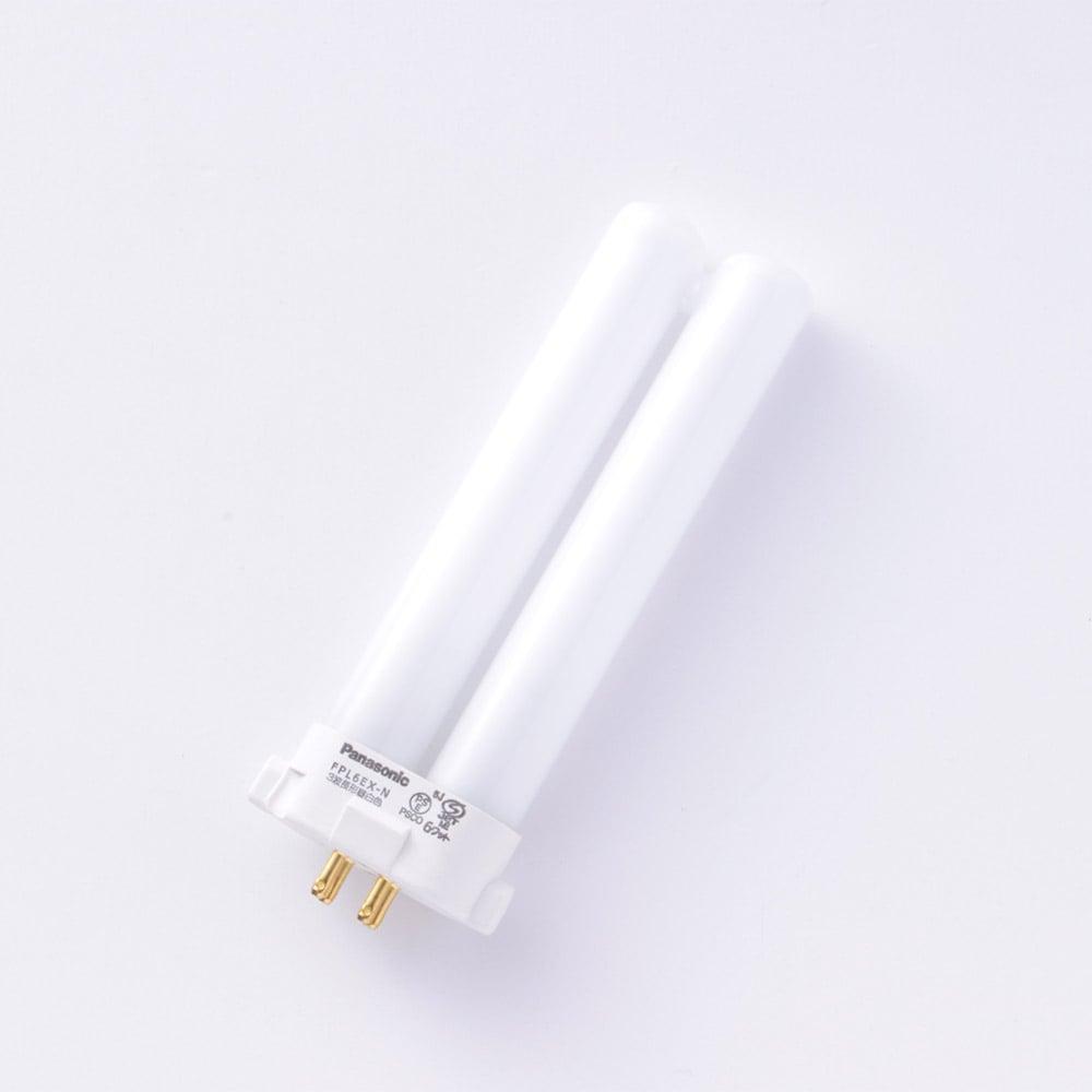パナソニック ツイン蛍光灯 ツイン1 6ワット ナチュラル色(昼白色) FPL6EX-N