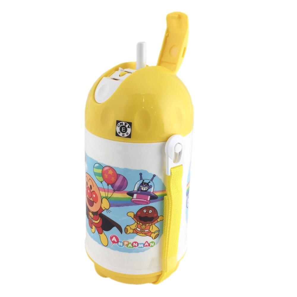 【数量限定】アンパンマン ストロー付き水筒 保冷タイプ 480ml K-930