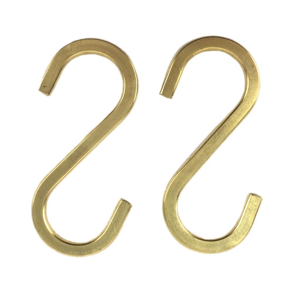 真鍮Sカン 小 2個入り ANB-718