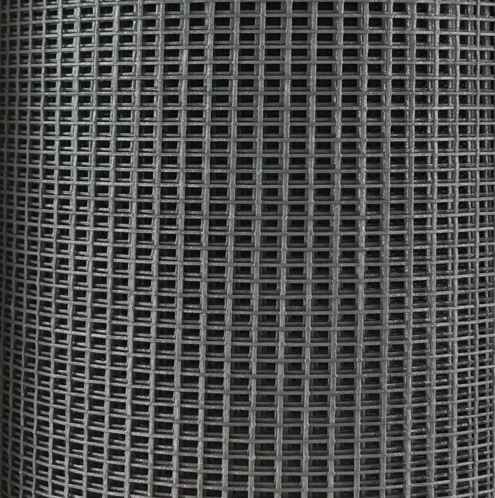 【数量限定】防虫網 グラスファイバー 18×16メッシュ 91cm×2m グレー