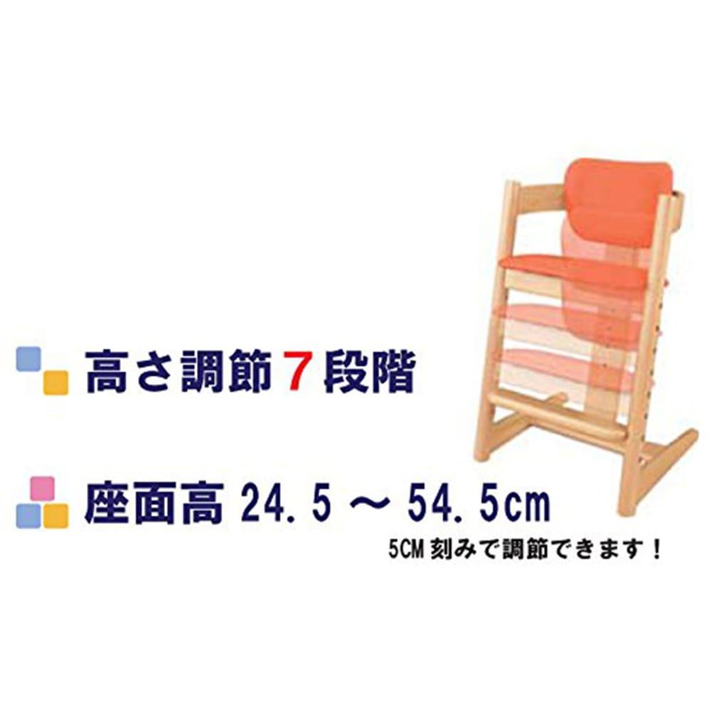キャロット マルチチェア ビーチ/PVC BN/BE【別送品】
