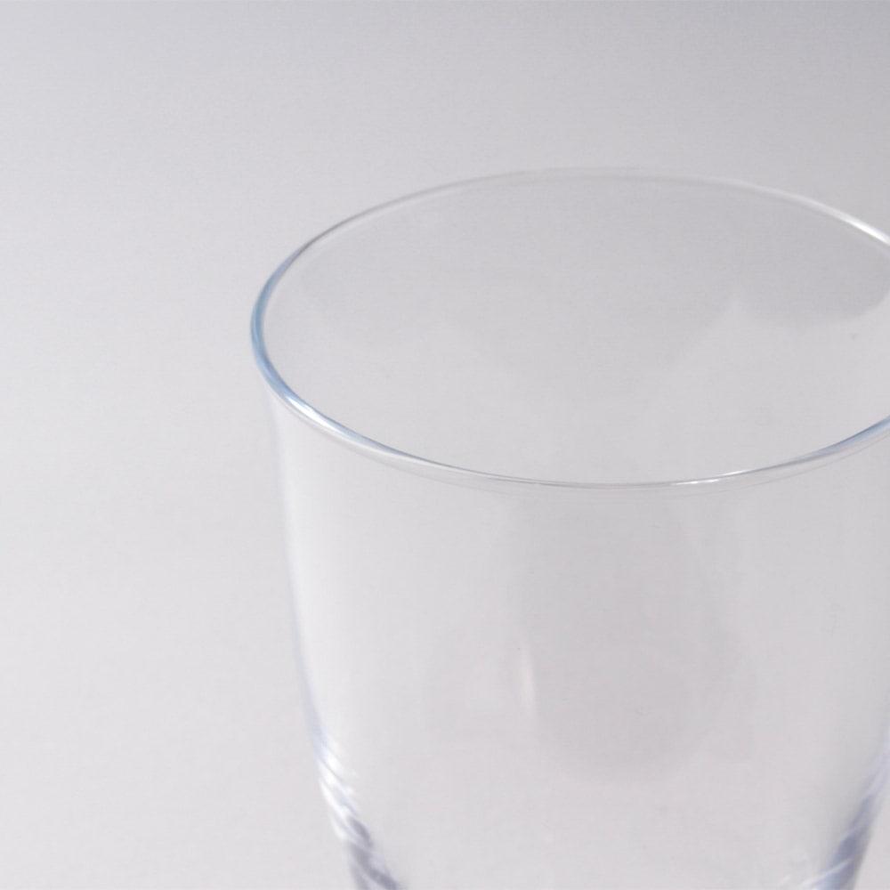 東洋佐々木ガラス HS強化グラス スリール 12オンス タンブラー 370ml