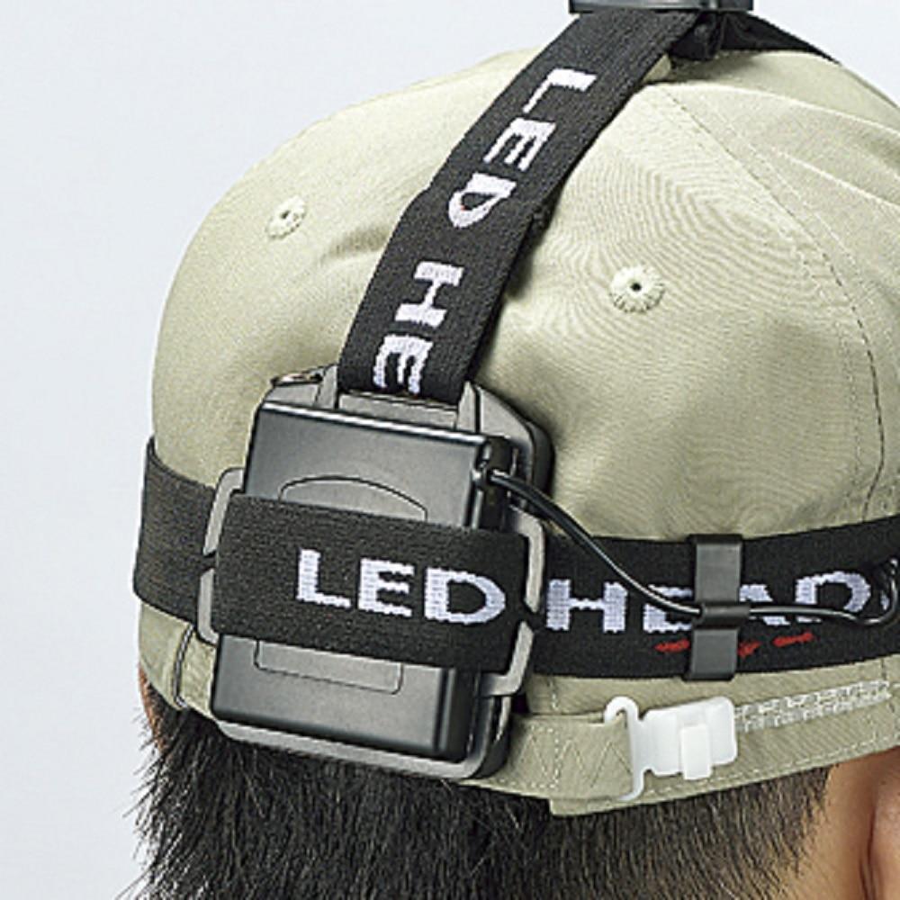 EM 3W LEDズームヘッドライト No.170