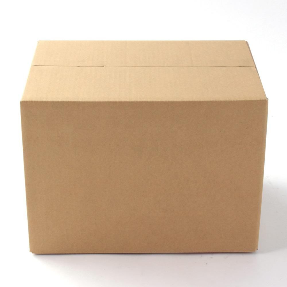 【10枚セット】100サイズ段ボール箱B4(378X273X281mm)×10枚[4936695365086×10]
