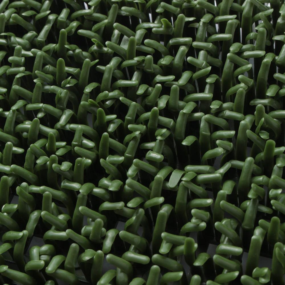 ジョイント人工芝シバックス 30cm×30cm グリーン