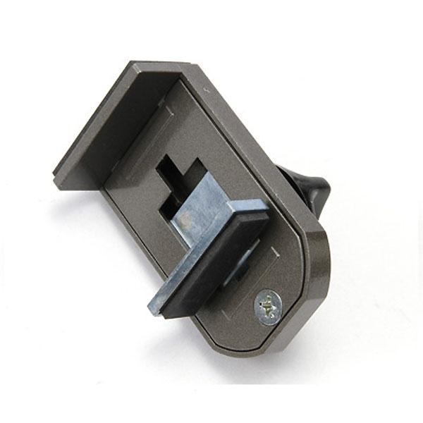 鍵付 サッシ用補助錠 ブロンズ 3P