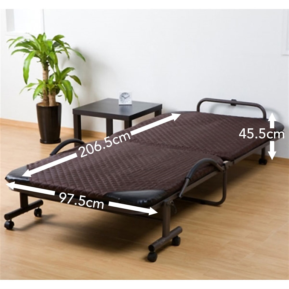 O10 折りたたみベッド: 家具・インテリアホームセンター通販のカインズ