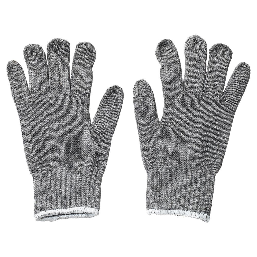 汚れが目立たない手袋 12双組